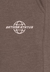 RETHINK Status - JOGGER UNISEX - Träningsbyxor - carafe - 2