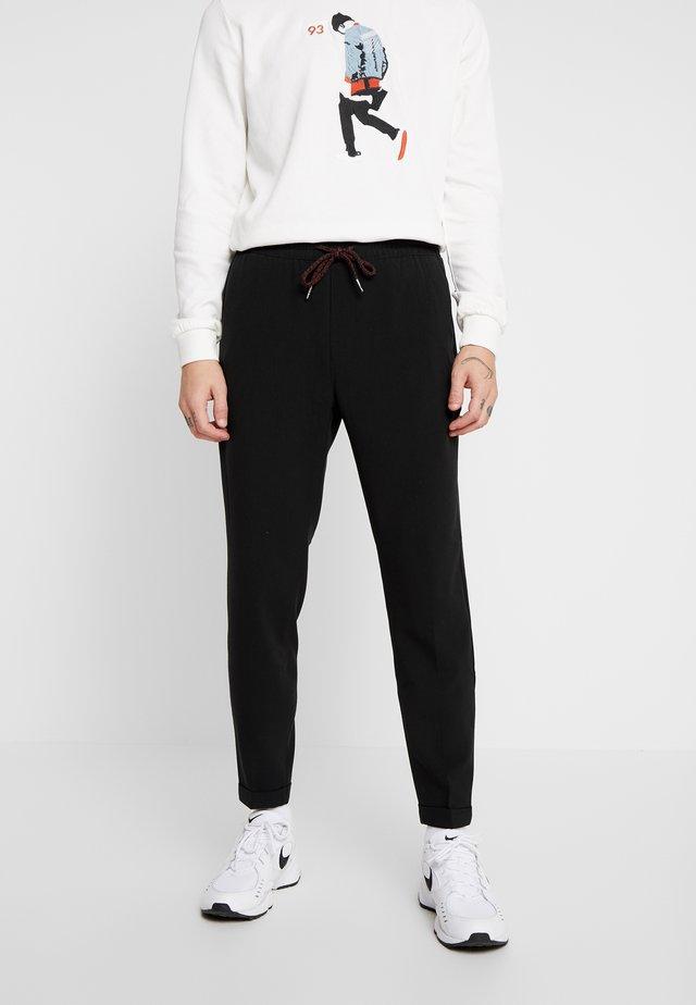 PANTALONE - Pantaloni - nero