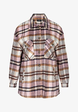 Short coat - rose