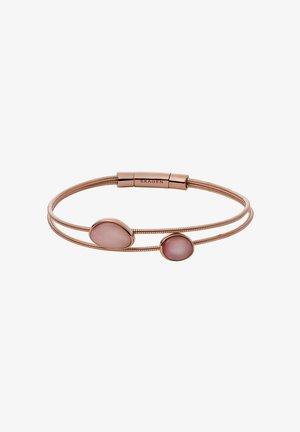 AGNETHE - Armband - rose gold