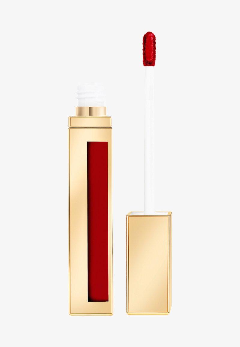 scott barnes - LIP FETISH MATTE - Liquid lipstick - daddy issues