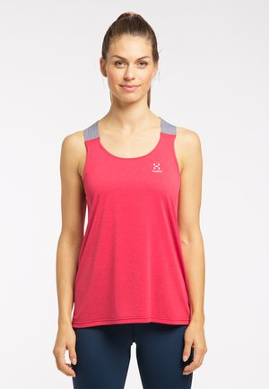 Sports shirt - scarlet red