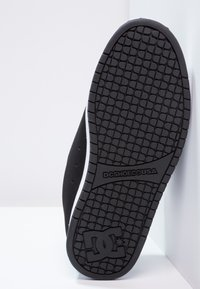 DC Shoes - COURT GRAFFIK - Skateboardové boty - black - 4