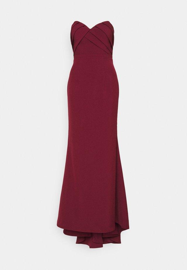 MIA - Suknia balowa - berry