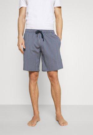 BERMUDA - Pantalón de pijama - jeansblau