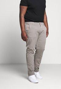 Blend - Trousers - granite - 0