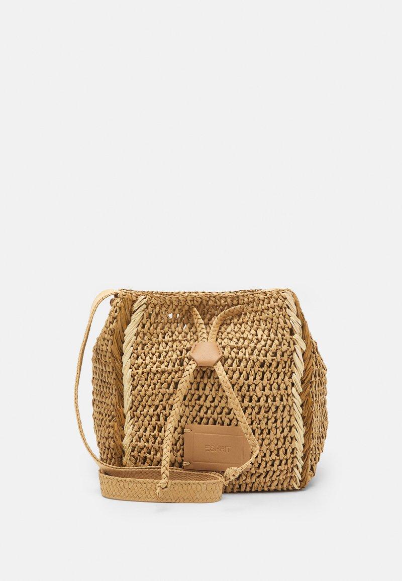 Esprit - RILEY - Handbag - camel