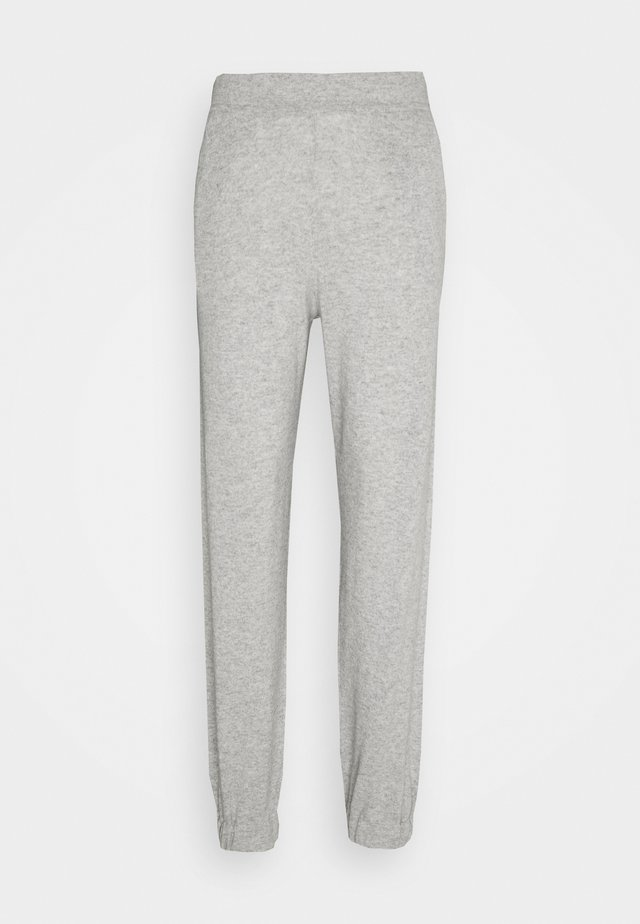 TROUSERS - Trainingsbroek - silver stone