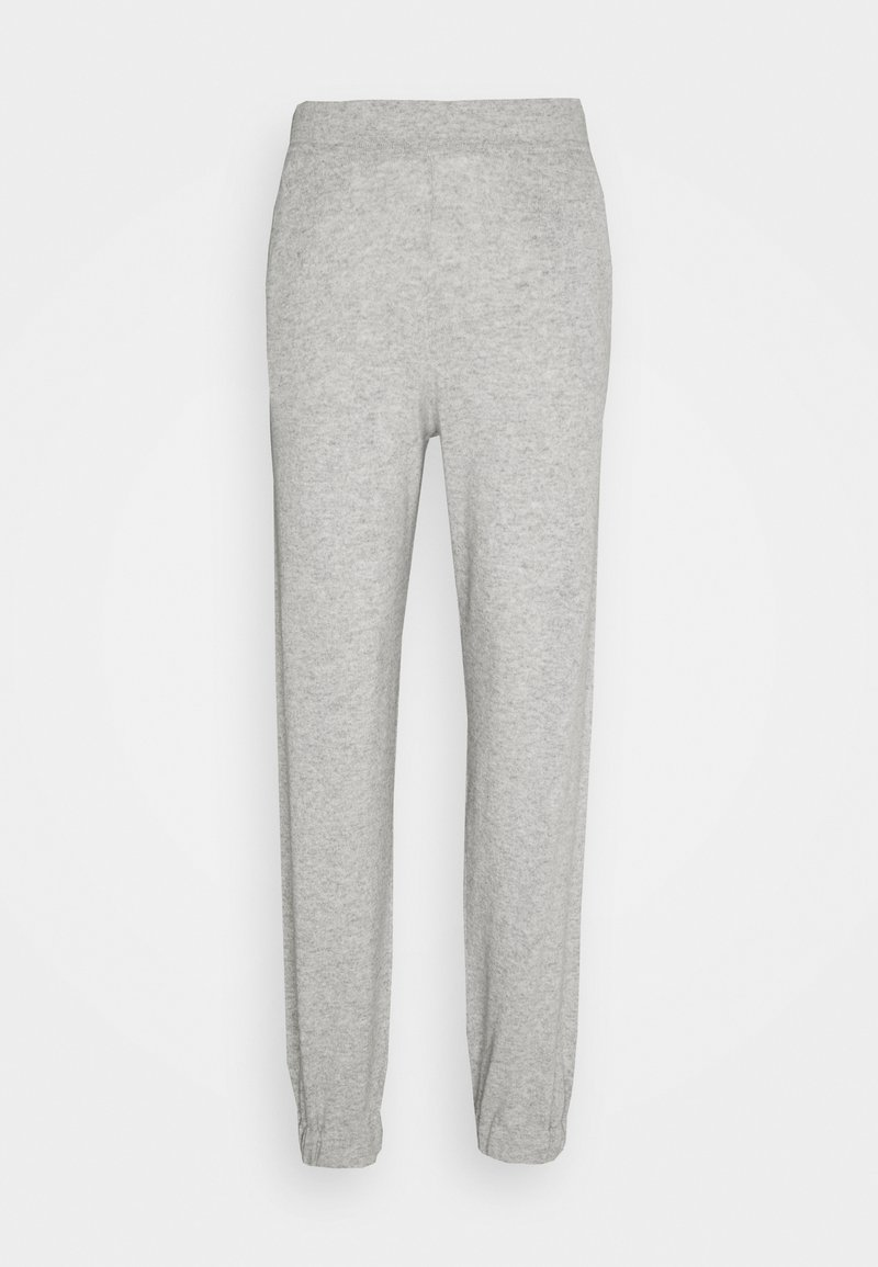 FTC Cashmere - TROUSERS - Tracksuit bottoms - silver stone