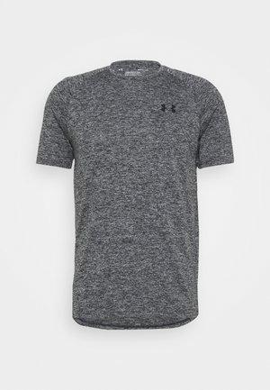 HEATGEAR TECH  - T-shirt print - black