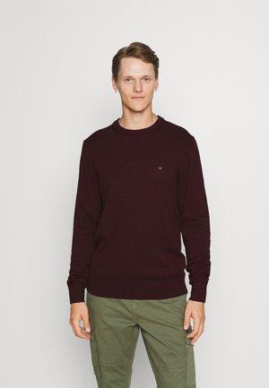 PIMA - Jumper - deep burgundy