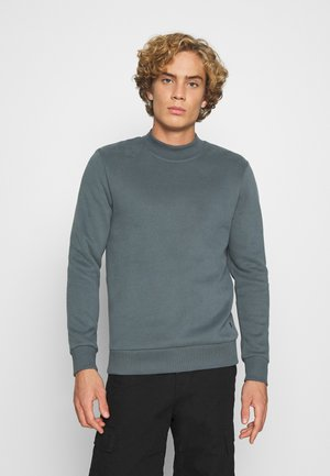 JPRBLAJONESY CREW NECK - Sweater - dark slate