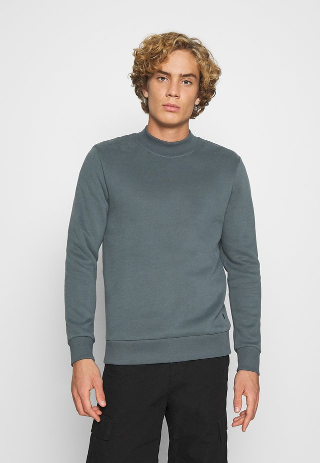 JPRBLAJONESY CREW NECK - Sweatshirt - dark slate