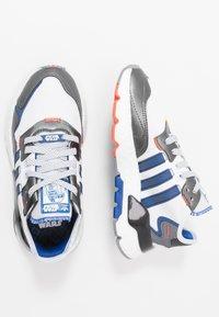 adidas Originals - NITE JOGGER - STAR WARS - Trainers - footwear white/core black - 1