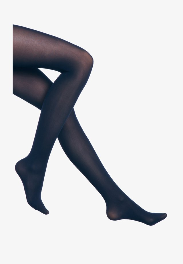PURE MATT TIGHTS 50 DEN - Punčocháče - marine