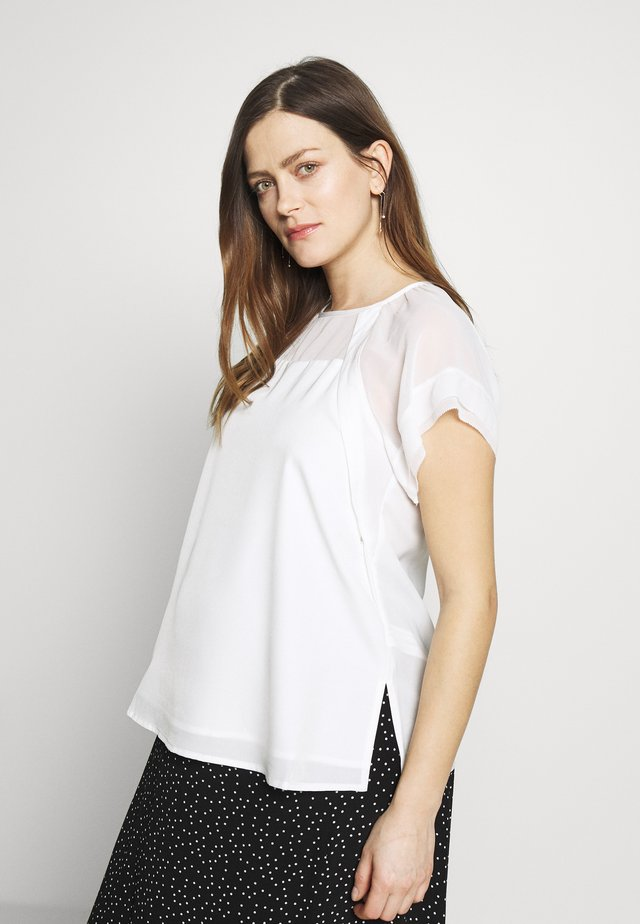 DEBS - Blouse - white
