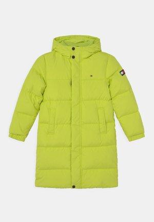 UNISEX - Down coat - neo lime