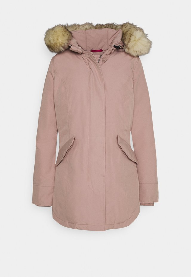 FUNDY BAY - Down coat - rose beige