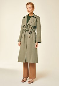 IVY & OAK - IVY & OAK - Trenchcoat - sage green - 1