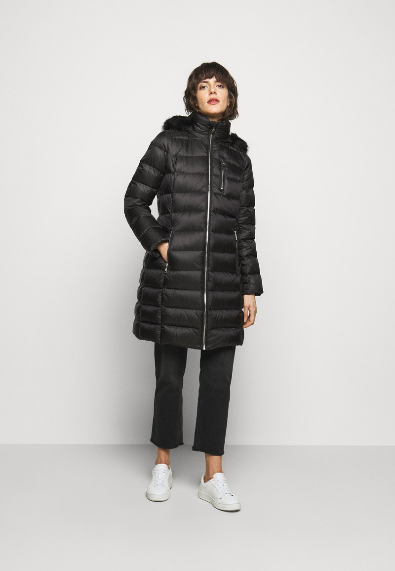 MICHAEL Michael Kors - PUFFER - Down coat - black