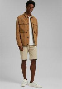 Esprit - SAFARI - Summer jacket - camel - 1