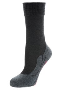 TK5 ULTRA LIGHT - Sports socks - asphalt