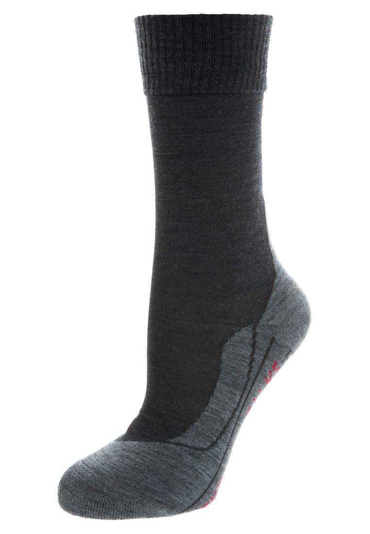 FALKE - TK5 ULTRA LIGHT - Sports socks - asphalt