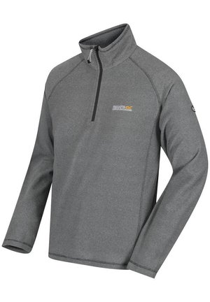 MONTES  - Fleece jumper - light steel