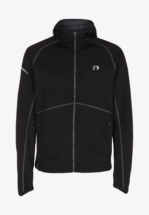 BASE - Veste de running - black