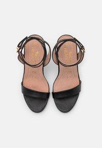 Tamaris Heart & Sole - High heeled sandals - black - 5
