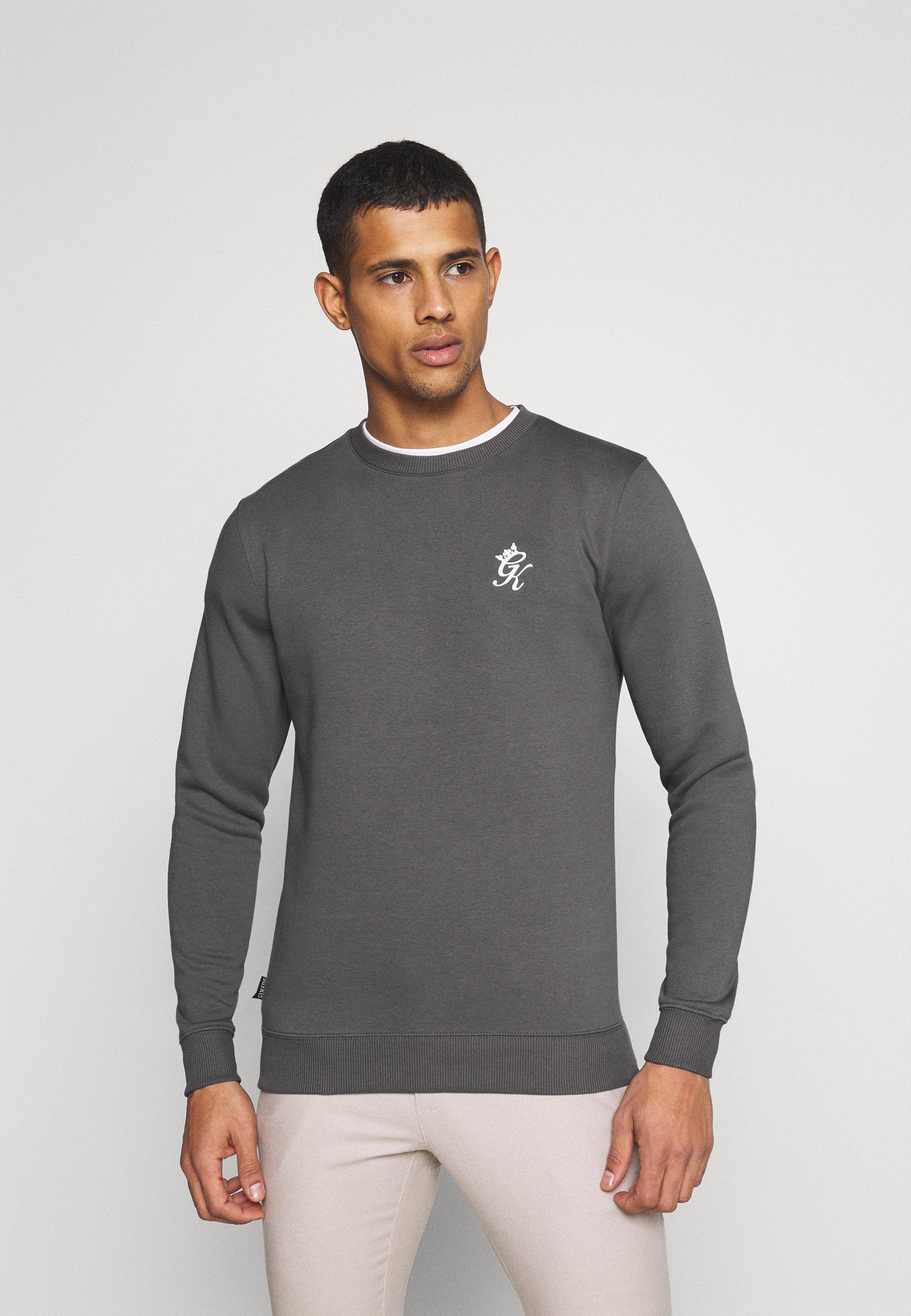 Men BASIS CREW  - Sweatshirt
