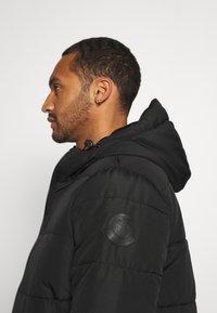Burton Menswear London - MIDWEIGHT PUFFER - Talvitakki - black - 4