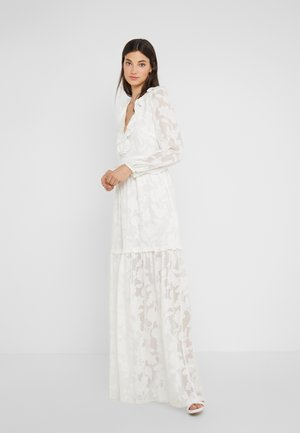 ALEXIS GOWN - Robe de cocktail - ecru