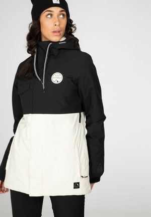 Snowboard jacket - true black