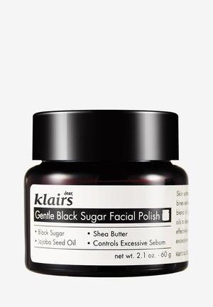 GENTLE BLACK SUGAR FACIAL POLISH 60G - Face scrub - neutral
