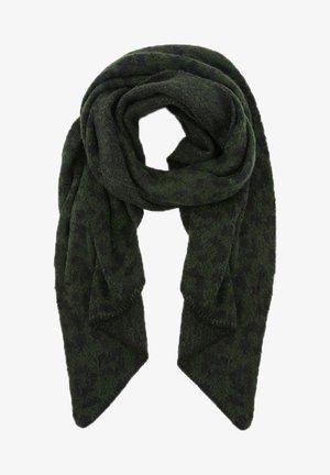 Scarf - dark green