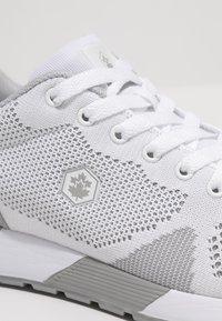 Lumberjack - HOOK-AND-LOOP  - Sneakers - white - 4