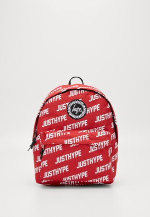 BACKPACK JUSTHYPE - Ryggsekk - red