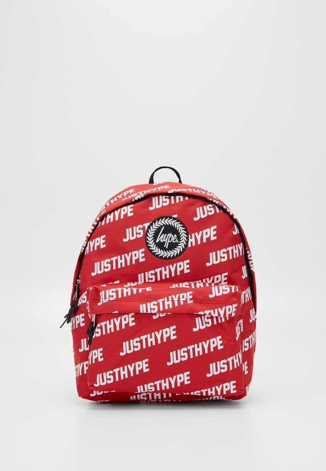 BACKPACK JUSTHYPE - Rucksack - red