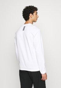 EA7 Emporio Armani - Sweater - white - 2