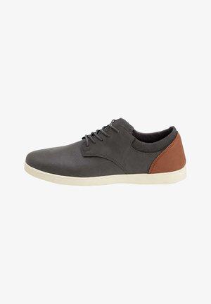 Zapatos con cordones - anthracite
