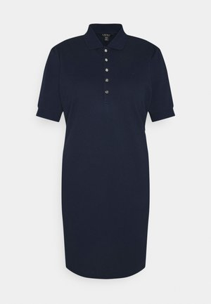 CASUAL DRESS - Shirt dress - french navy