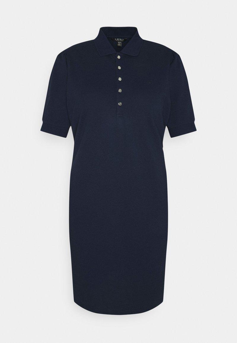 Lauren Ralph Lauren Woman - CASUAL DRESS - Sukienka koszulowa - french navy