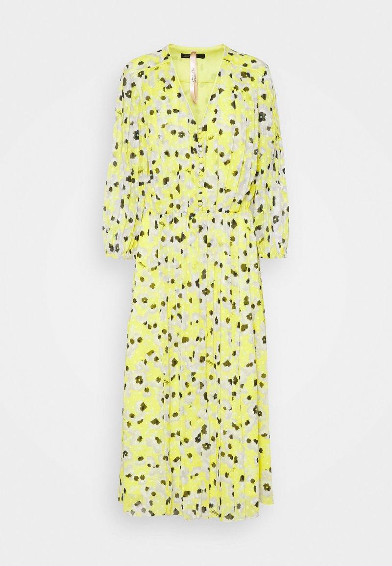 Marc Cain - Day dress - lemon drop