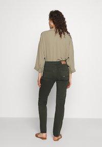 Mos Mosh - JEWEL PANT - Trousers - khaki - 0