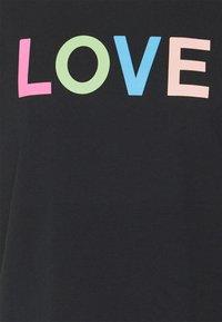 CHINTI & PARKER - LOVE  - Printtipaita - black/multi-coloured - 6