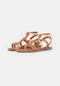 Tamaris - Sandals - nut/gold - 2
