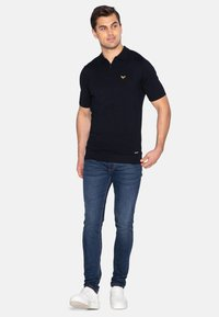 Threadbare - DAVIES - Polo shirt - dark navy - 1