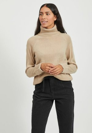 Jumper - simply taupe
