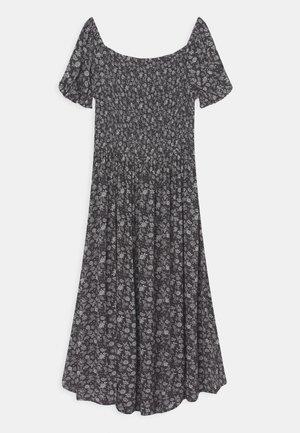 DITSY FLORAL DRESS - Maxi dress - charcoal